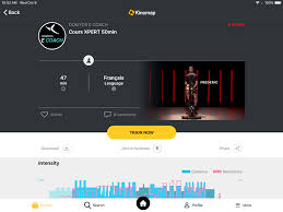 Kinomap Rolls Out Coached Workout Functionality, Revamped ...