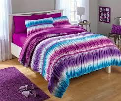 amazon com zone 3 piece teen girls reversible tie dye ombre