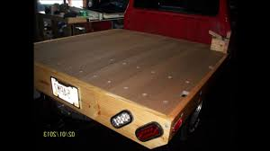 How To Build A Wooden Bed For A Ford Ranger Or A Mazda B2300 .wmv ... Wooden Truck Bed Of High Quality Pickup Box Trucks Pinterest Kayak Rack For Best Resource View Our Gallery Here Marvelous Kits 1 Wood Truck Bed Plans The Bench Restoration Projects 1969 Febird 1977 Trans Am 1954 Jeff Majors Bedwood Tips And Tricks 2011 Hot Rods Fishing A Wood Hamb Modern Rodder 1929 Chevrolet Stake Bills Handmade Wooden Trucks Wooden Side Rails Homedignlastsite