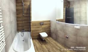 badezimmer mit holz und betonoptik fliesen übersicht 2 khg