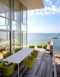 100 Richard Meier Homes S High End Design Focused On A White Mighty Beach