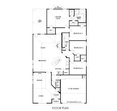 Meritage Homes Floor Plans Austin by The Hudson 4k45 Model U2013 4br 2ba Homes For Sale In Tomball Tx