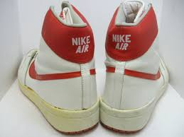 NIke Air Ship 1984 85 Basketball Vintage Nike