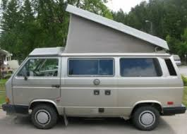 1991 VW Vanagon Westfalia Camper