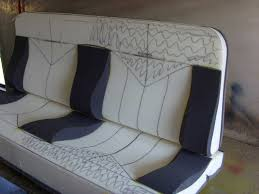 Where Can I Buy A Hot Rod Style Bench Seat ? - Ford Truck ... Ford Truck Bench Seat Covers Floral Car Girly Amazoncom A25 Toyota Pickup Front Solid Gray Looking For Seat Upholstery Recommendations Enthusiasts Foam Chevy For Sale Outland F350 Rugged Fit Custom Van Smartly Trucks Automotive Cover 11 1176 X 887 Groovy Benchseat Cup Holders Galaxie Upholstery Kits Witching F Autozone Unforgettable Photos Design