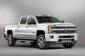 2015 Chevrolet Silverado 2500HD High Country | Top Speed