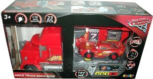 DISNEY PIXAR CARS 3 Mack Truck Simulator *bnib* Age 3+ Smoby ... Disney Cars Mcqueen Lego Duplo Mack Truck Disney Pixar Cars 3 Smoby Kids Trolley Free Uk Delivery Available Pixar Cruz Ramirez Hauler Transporter Toy Rc Turbo Lmq Licenses Brands Disneypixar Tour Life Like Touring And By Mattel Carrier With Four Die Cast Set Shopdisney Lowest Prices Specials Online Makro 4 Styles Uncle 155 Diecast 9 Playset Review Not A Frumpy Mum