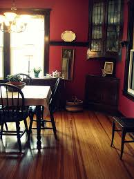 Dining Room Colors With Wood Trim