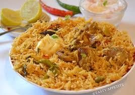 biryani indian cuisine biryani spicy indian cuisine