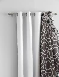 Light Blocking Curtain Liner by Liteout White Universal Blackout Liner Grommet 51