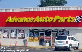 100 Car And Truck Parts WAYCROSS GEORGIA Ware CtyCollege Restaurant Bank Hotel Attorney Dr