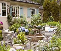 Pea Gravel Patio Images by Outdoor Living Pea Gravel Patio Inspiration French Country Cottage