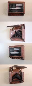 cabinets and safes 177877 hidden gun storage key rack vintage