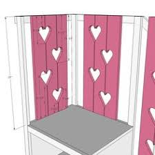 How To Build A Loft Bed With Storage Stairs by Ana White Build A Sweet Pea Garden Bunk Bed Storage Stairs
