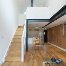 A writer s coach house Intervention Architecture