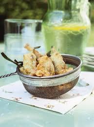 cuisine ricardo com fried zucchini blossoms ricardo