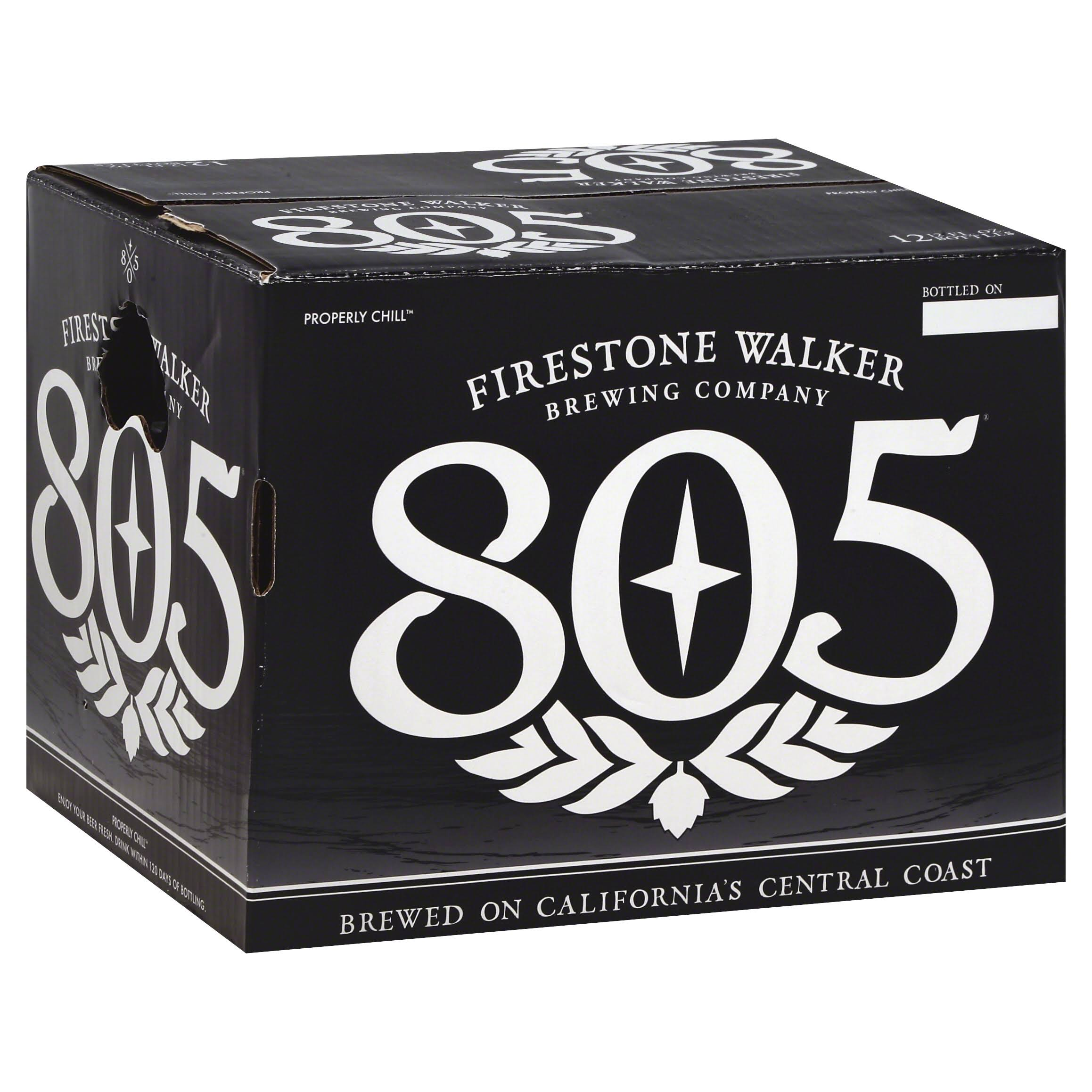 Firestone Walker Beer, 805 - 12 pack, 12 fl oz bottles