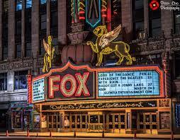 Fox Theatre In Detroit Is Incredibly Unique