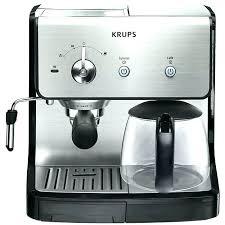 Espresso Machine Krups Coffee Maker Manual Parts On Canada Carafe Km