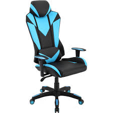 Hanover Commando Ergonomic High-Back Gaming Chair In Black And Electric  Blue With Adjustable Gas Lift Seating And Lumbar Support, HGC0103 Xtrempro G1 22052 Highback Gaming Chair Blackred Details About Ergonomic Racing Gaming Chair High Back Swivel Leather Footrest Office Desk Seat Design Computer Axe Series Blackred Check Out Techni Sport Racer Style Video Purple Shopyourway Topsky Pu Executive Merax 217lx 217w X524h Blue Amazoncom Mooseng New Lumbar Support And Headrest Akracing Masters Premium Highback Carbon Black Energy Pro