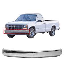 100 1998 Chevy Truck Amazoncom MBI AUTO Chrome Steel Front Bumper For 1988