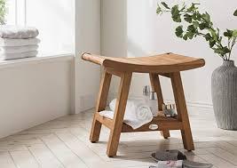 spa badezimmerhocker japan mit zwischenboden hocker tisch