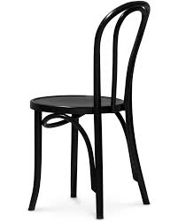Splendid Bentwood Chairs Black Inspiring White Wood Chair ...