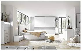 azura home design schlafzimmer komplettset amalti weiß und