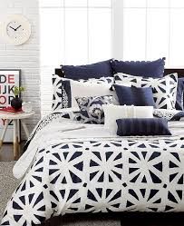 Inc International Concepts Bedding by Echo African Sun Comforter And Duvet Cover Available At Macys