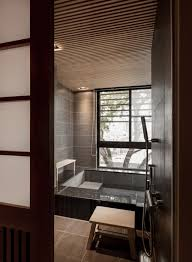 Designs By Style: Tile Bathtub - Modern Japanese House | Japanese ... Wonderful Modern Japanese Interiors Top Design Ideas 11694 Beautiful Interior Images Living Room With Red White Black Kitchen Small Capvating Studio 1000 About Sauna On Interesting Designs House Youtube Bedroom Mesmerizing Awesome Home Picture For Best 25 Zen House Ideas On Pinterest Zen Design Emejing Japan Style Pictures Inspiration 40 Decoration