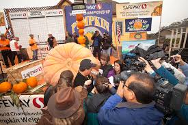 Half Moon Bay Pumpkin Festival Biggest Pumpkin by Going Places Kathleen Jay U0027s Travel Blog