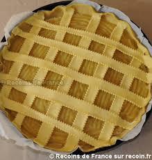 dessert a base de compote de pommes recette tarte à la compote de pommes sur recoin fr
