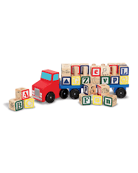 Melissa & Doug Wooden Alphabet Truck, 30 Pieces - Great Gift Idea ... Melissa Doug Food Truck Indoor Playhouse Tadpole Dump Walmartcom Personalized Toys At Things Rembered Amazoncom Whittle World Cargo Ship And Set Magnetic Car Loader Toyworld Kids Wooden Fire Classic Trucks Wood Radar Emergency Vehicle Police Learn To Big Rig Building 22 Pcs Customized Maplewood General Store Race With Drivers 8 Pieces Great Toy Garbage Unboxing Youtube Stack Count Forklift Set Curious
