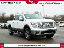 100 Nissan Titan Truck New 2019 For Sale Near Pittsburgh PA Kenny Ross