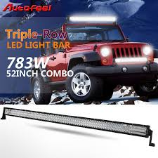 The Best 52 Inch Cree LED Light Bars – CREE LED Light Bars
