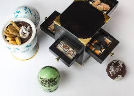 Mens Dresser Valet by Hand Made Del Posto Restaurant Dessert Valet Boxes By The Plane