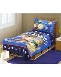 Surprise 25% f Alvinn & The Chipmunks Toddler Bedding Set Blue