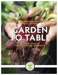 Food Gardening In The U S At The Highest Levels In More Than A