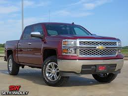 Used 2014 Chevy Silverado 1500 LT RWD Truck For Sale Pauls Valley OK ...