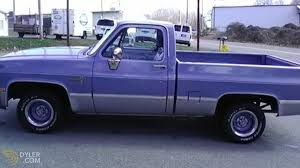 Classic 1986 Chevrolet Silverado Short Bed Pickup For Sale #4801 - Dyler