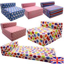 Foam Folding Chair Bed Uk by Folding Bed For Kids