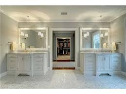 renovation of 1930s house white master bathroom master