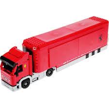 100 Ferrari Truck Lego Racers 8654 Scuderia DECOTOYS