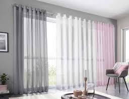 my home gardine xana topseller weiß wohnzimmergardinen gardinen nach räumen vorhänge