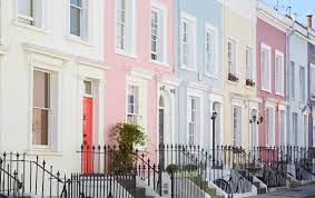 104 Notting Hill Houses A Guide To S Most Colorful Streets London Perfect