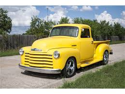 100 52 Chevy Truck For Sale 19 Chevrolet 5Window Pickup For ClassicCarscom CC1035888
