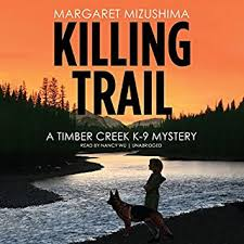 Killing Trail Audiobook Cover Art