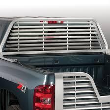 100 Truck Rear Window Guard Husky Aluminum Louvered Sunshades 21230 Free Shipping On