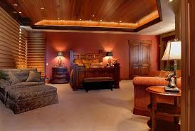 2 Tags Rustic Master Bedroom With Crown Molding Carpet French Doors Brookfield Panel Bed