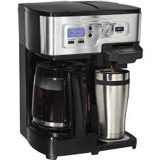 Hamilton Beach 2 Way Deluxe Coffeemaker